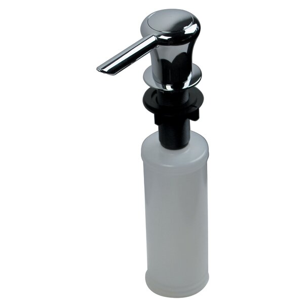 Kitchen Sink Soap and Lotion Dispenser by Ultra Faucets