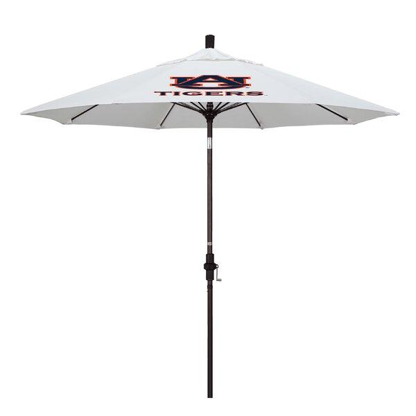 Ncaa Licensed 9' Market Sunbrella Umbrella by California Umbrella