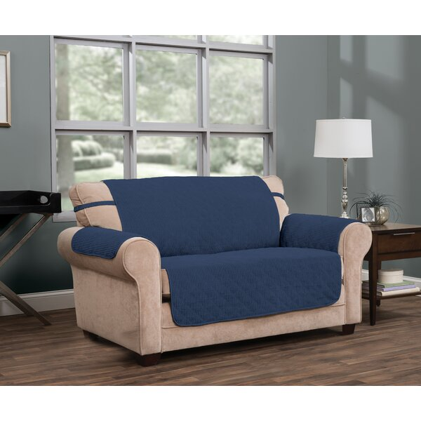 T-Cushion Sofa Slipcover by Winston Porter