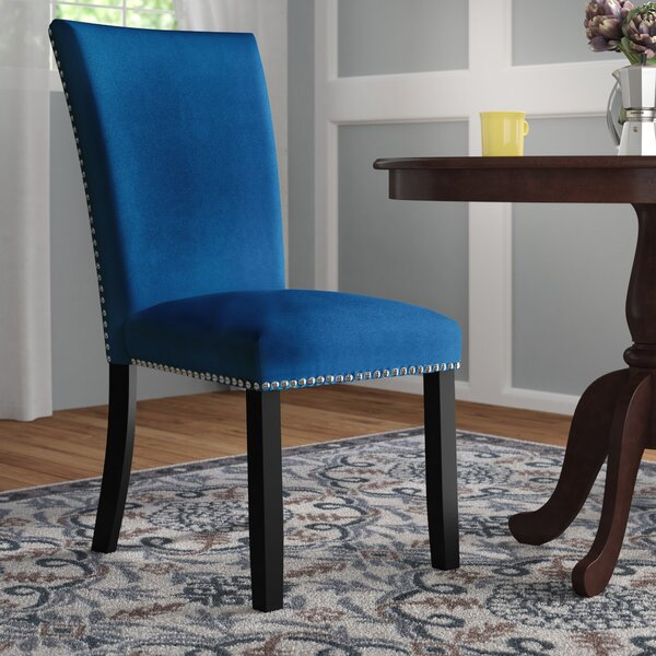 Hermann Upholstered Dining Chair (Set of 2) by Andover Mills Andover Mills™