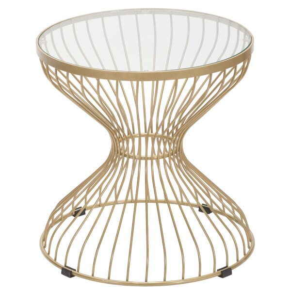 Rose End Table By Bungalow Rose