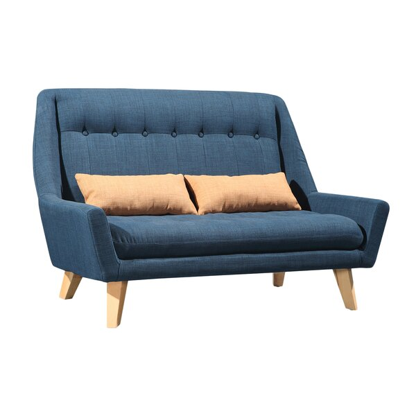 Dipietro Loveseat by Corrigan Studio