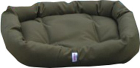 Outdoor Donut Dog Bed by Mammoth Dog Beds