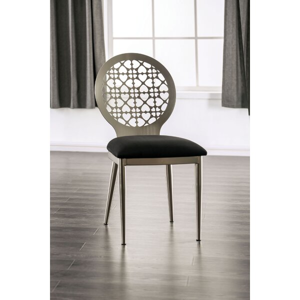 Ayleen Dining Chair (Set of 2) by Mercer41 Mercer41