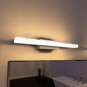Bathroom Light Fixtures Wayfair plastic bathroom vanity lighting you'll love | wayfair