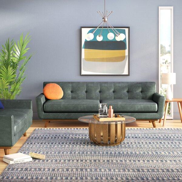 Giovanny 2 Piece Living Room Set by Mistana