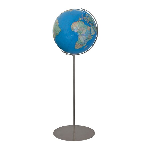 Prien Illuminated Floor Globe by Columbus Globe