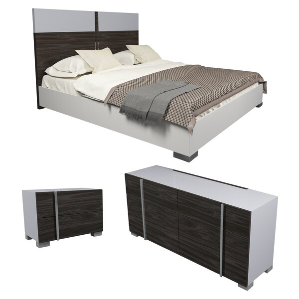 Cobbey Panel Configurable Bedroom Set by Wade Logan
