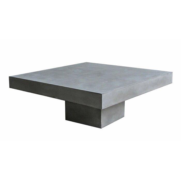 Blase Concrete Coffee Table