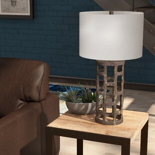 Best Price Bedfo 28.5 Table Lamp By Trent Austin Design
