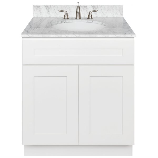 Stiver 30 Single Bathroom Vanity Set by Winston Porter