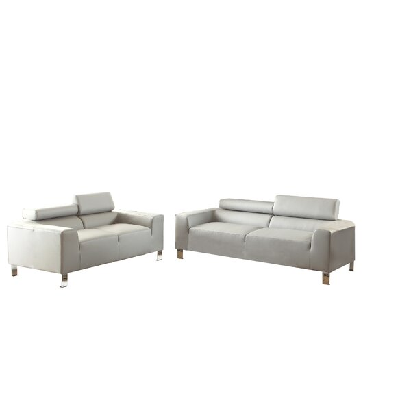 Montvale 2 Piece Living Room Set by Wade Logan