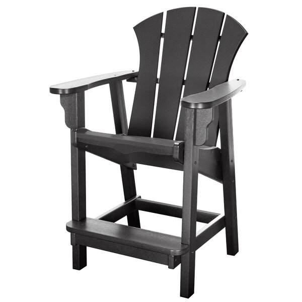 Yeager Patio Dining Chair by Rosecliff Heights