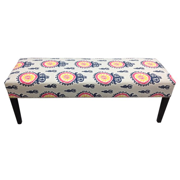 Calandra Cotton Crown Bench by Sole Designs