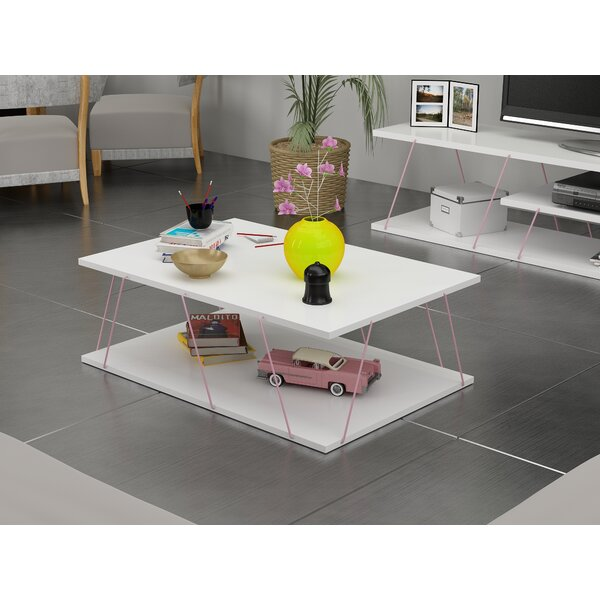 Colette Coffee Table by Brayden Studio