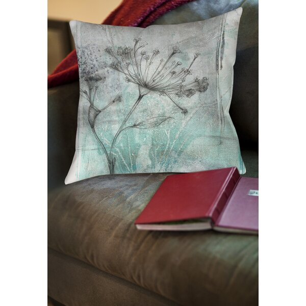 Kinard 1 Printed Throw Pillow by Latitude Run