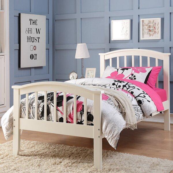 Coar Twin Slat Bed by Harriet Bee