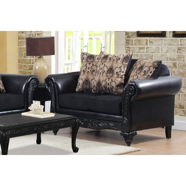 #1 Monroe Standard Loveseat By Astoria Grand Herry Up
