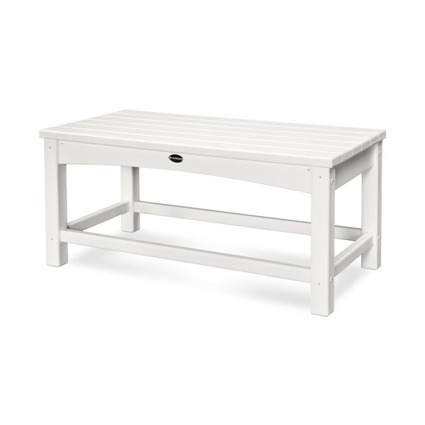 Club Polywood Coffee Table by POLYWOOD®