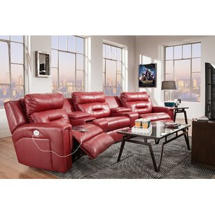 Excel Home Theater Sofa by Southern Motion