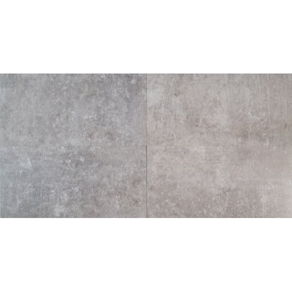 Cemento Treviso 12 x 24 Porcelain Field Tile in Gray by MSI