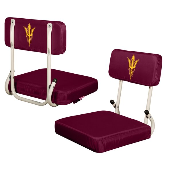 NCAA AZ Hardback Stadium Seat by Logo Brands