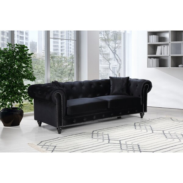 Bottom Chesterfield Sofa by Darby Home Co