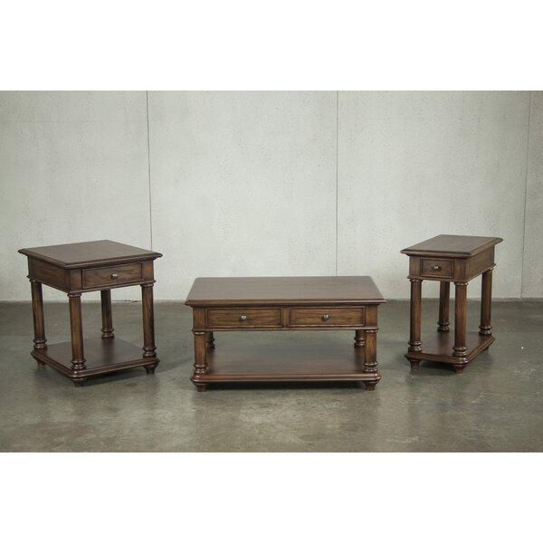 Albertus Brampt 3 Piece Coffee Table Set By Canora Grey