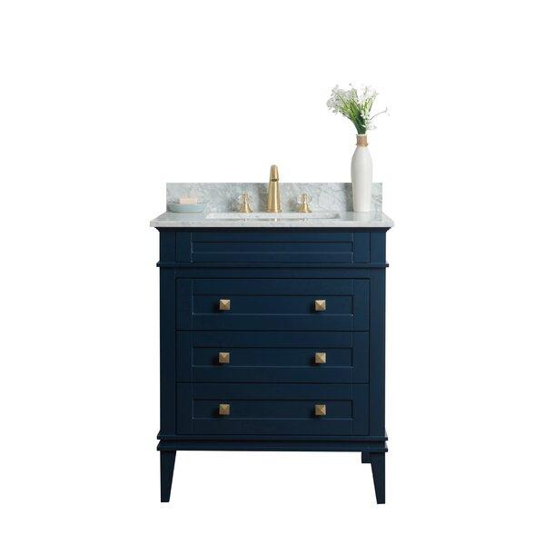 Trenton 30 Single Bathroom Vanity Set by Wrought Studio