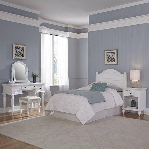 Sitz Panel 5 Piece Bedroom Set by Harriet Bee