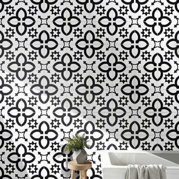 Megouna 8 x 8 Cement Field Tile