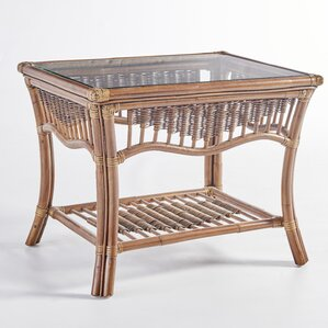 South Pacific End Table by South Sea Rattan