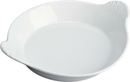 7 Oz. Round Au Gratin Baking Dish (Set of 12) by BIA Cordon Bleu