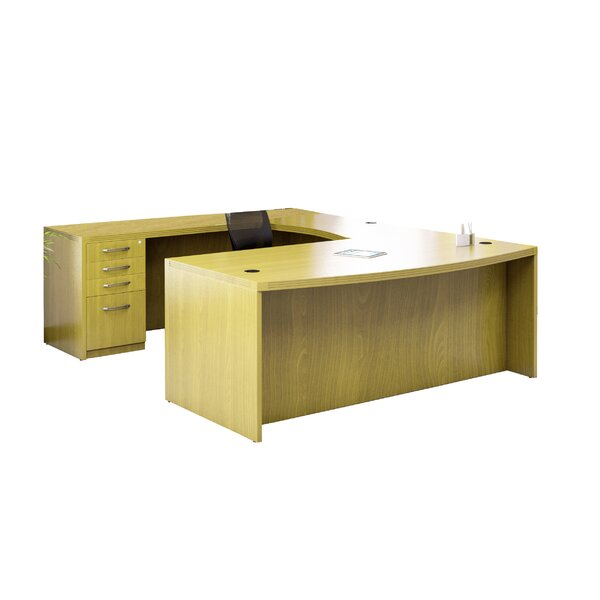 Aberdeen Executive Desk by Mayline Group