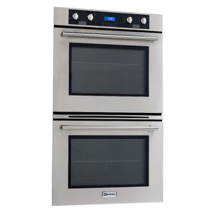 30 - Self Cleaning Electric Double Wall Oven