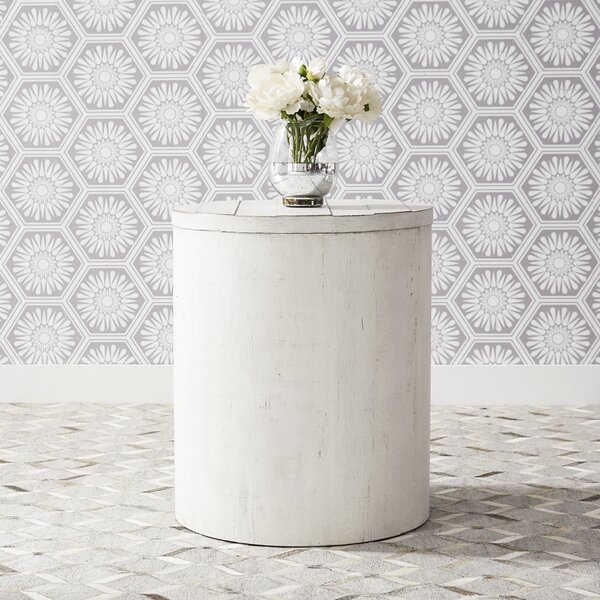 Kreutzer End Table By One Allium Way