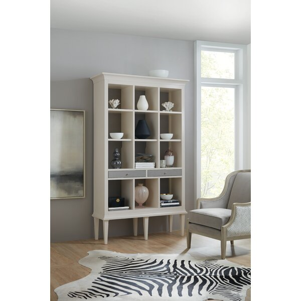 Open Display Standard Bookcase by Hooker Furniture