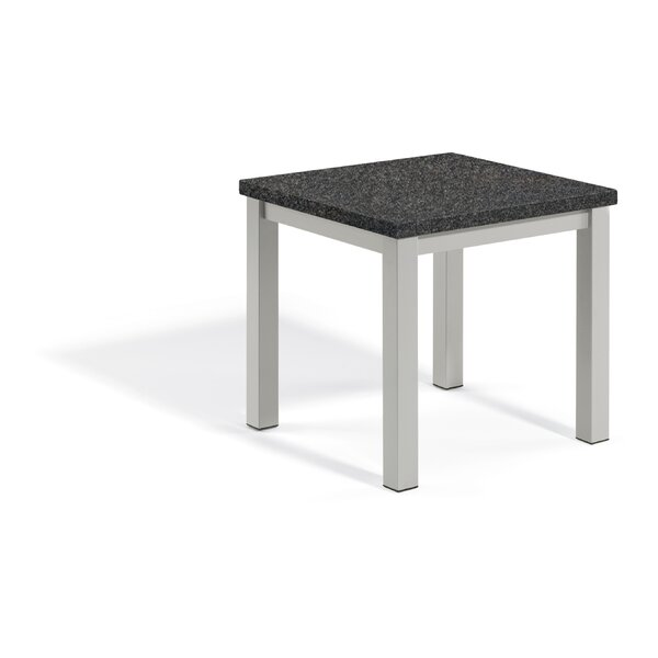 Caspian Side Table by Sol 72 Outdoor