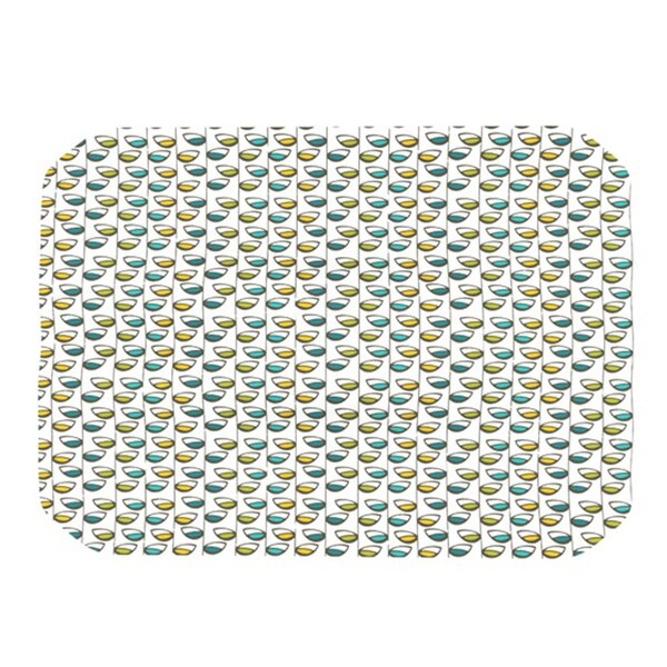 Spring Stem Placemat by KESS InHouse