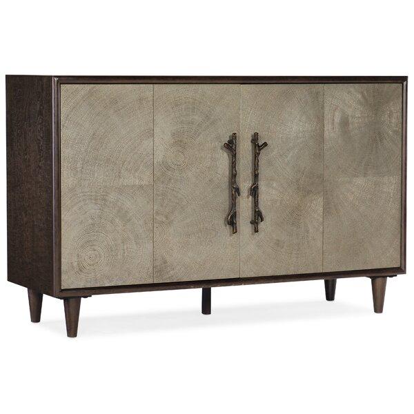 Melange Brennon 2 Door Accent Cabinet by Hooker Furniture