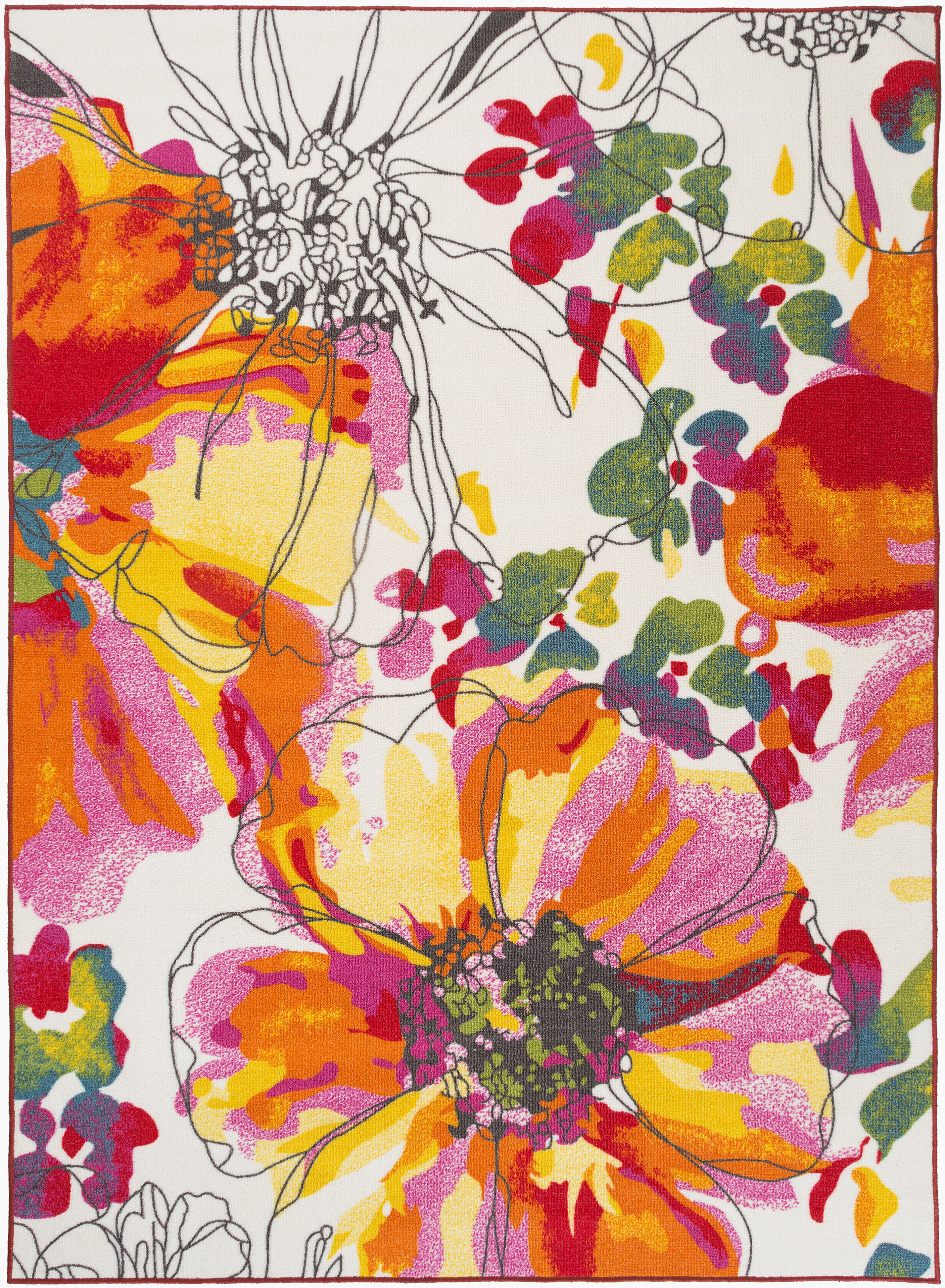 beautiful house bright rugs pertaining abstract picture to floral rug area with plan orian of