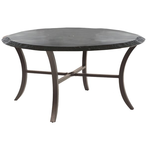 Choi Classical Aluminum Dining Table by Leona