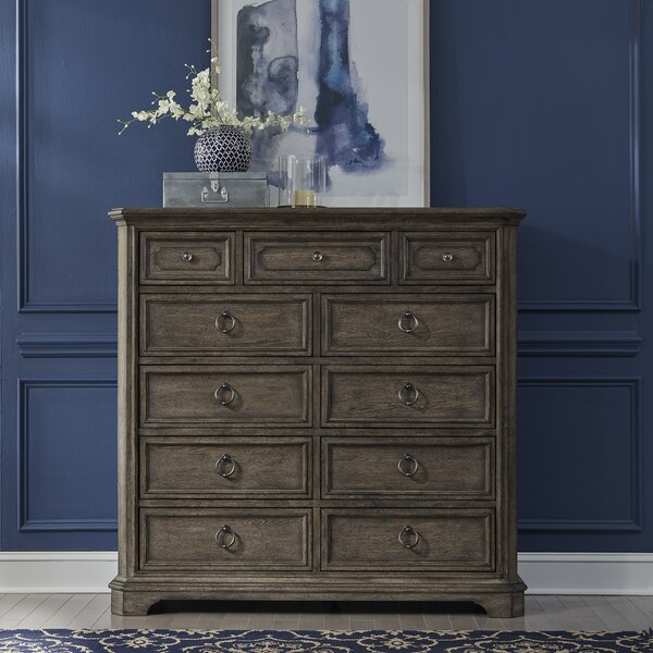 Mckie Dressing 11 Drawer Chest by Darby Home Co