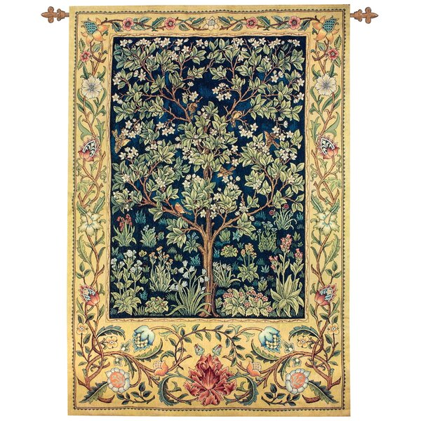 Garden of Delight Tapestry by Red Barrel Studio