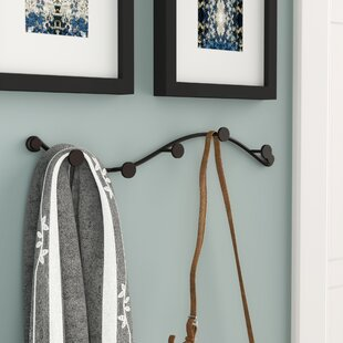 Bathroom Hook Rack | Wayfair