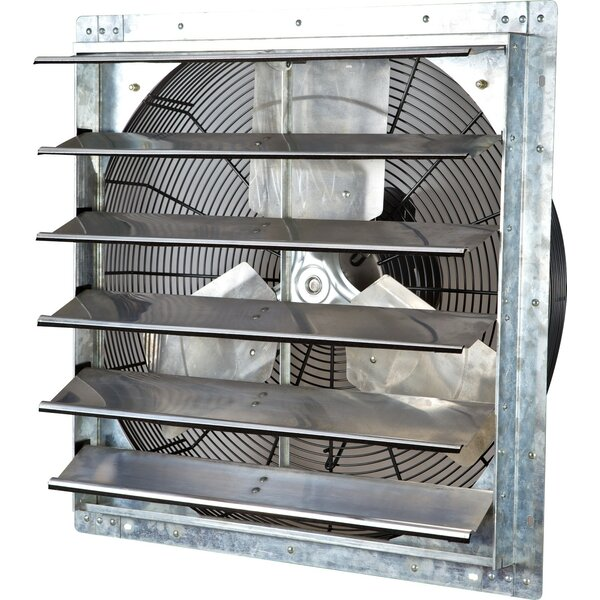 4200 CFM Bathroom Fan with Variable Speed by iLIVING