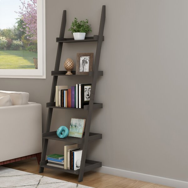 Valade Ladder Bookcase By Latitude Run