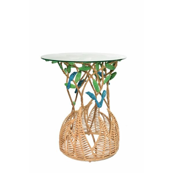 Lyell End Table by Bay Isle Home