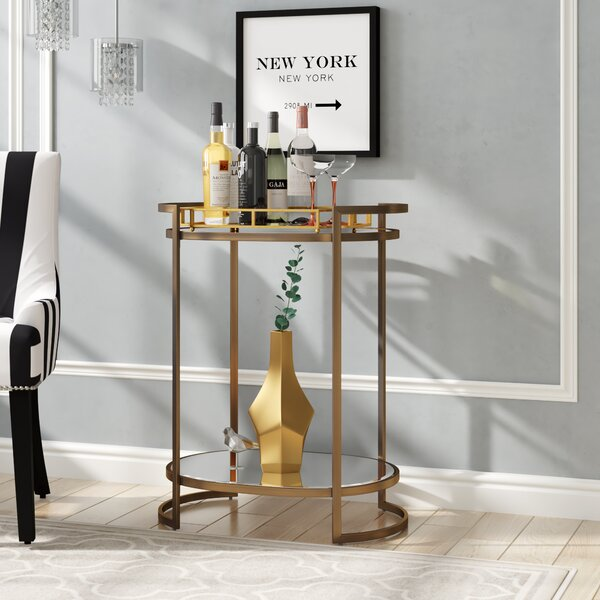 Foote Bar with Wine Storage by House of Hampton House of Hampton