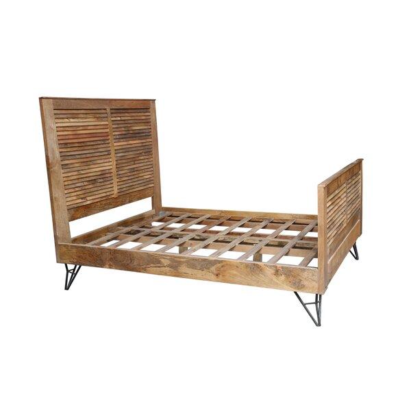 Bonneau Shutter Platform Bed by Foundry Select